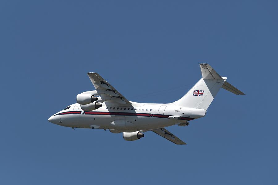 British Aerospace 146-100 Statesman Photograph