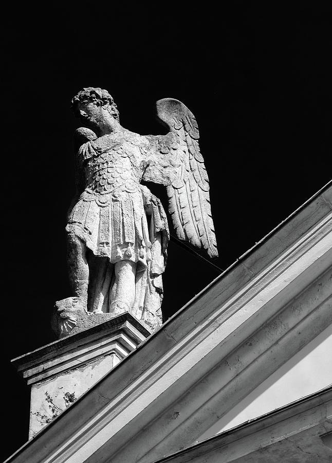 broken angel by Philip Openshaw