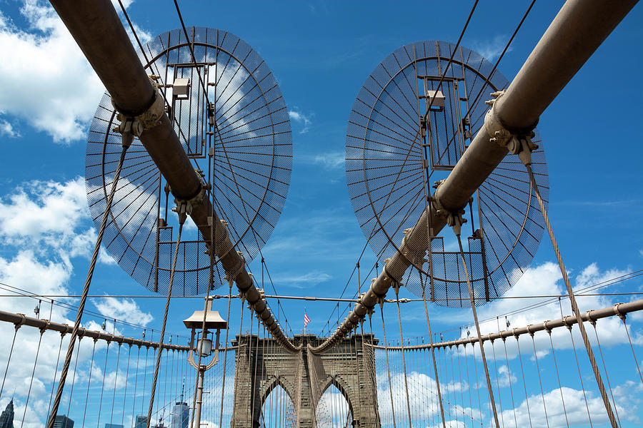 Brooklyn Bridge 2 Photograph