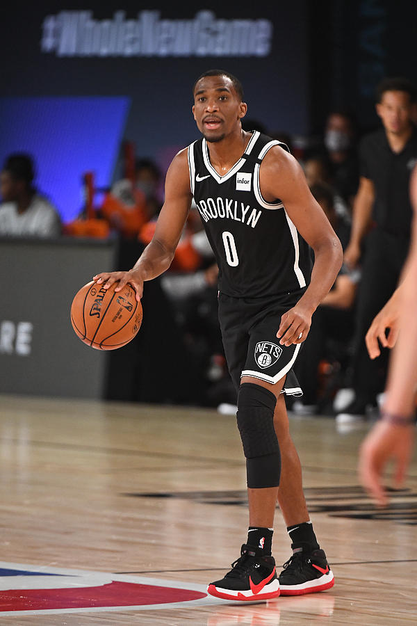 Brooklyn Nets v San Antonio Spurs Photograph by Garrett Ellwood