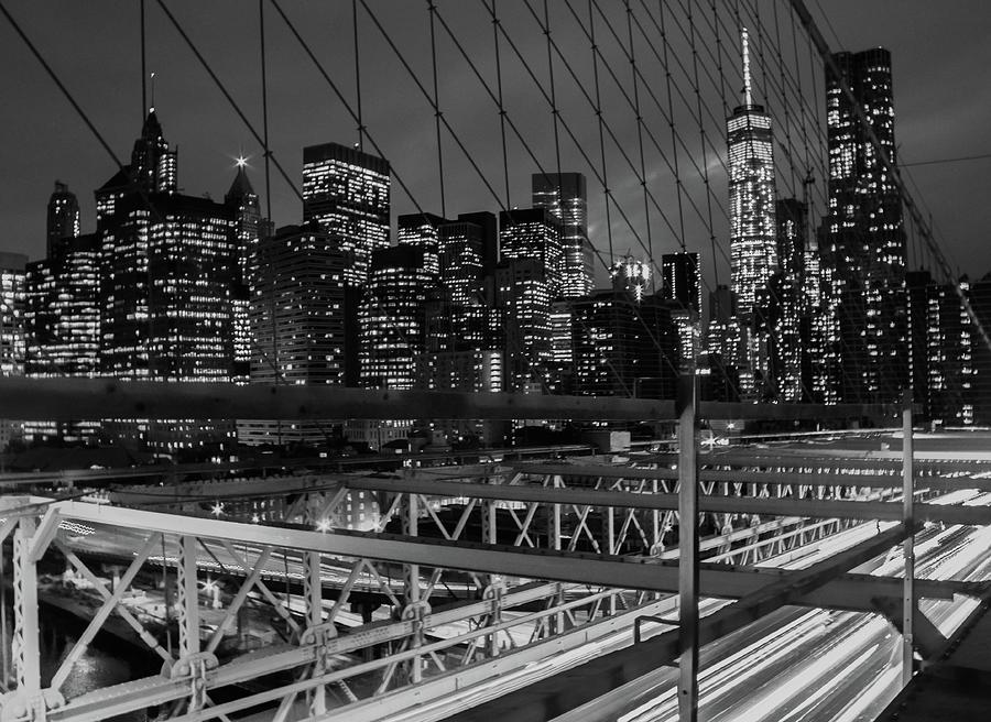 Brooklyn Nights Photograph