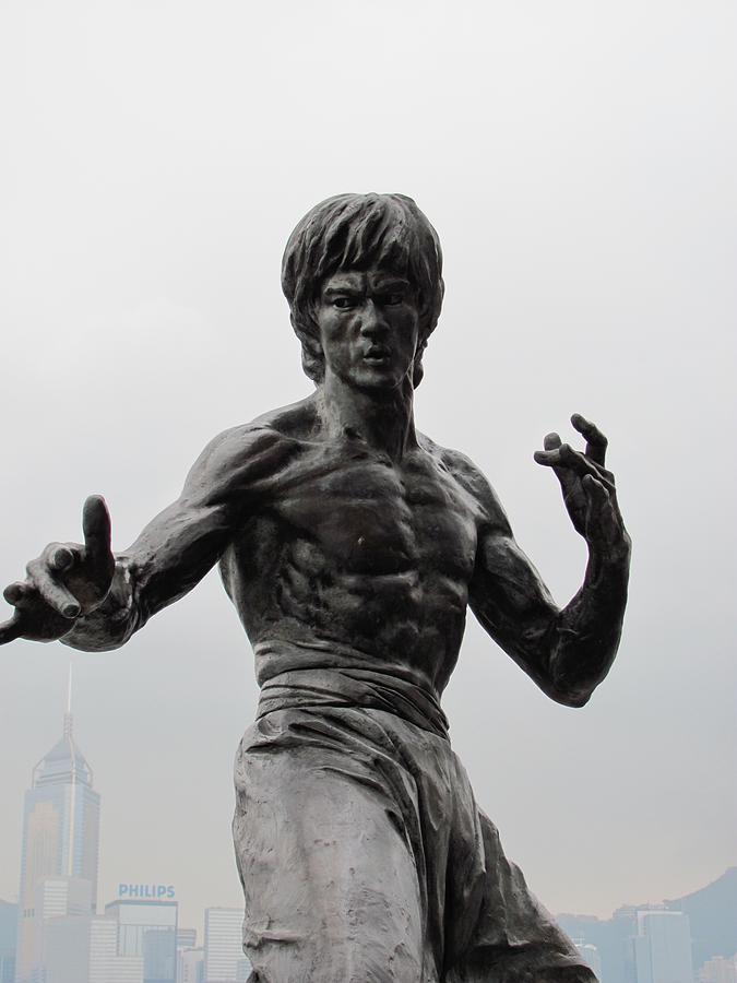 Bruce Lee Photograph