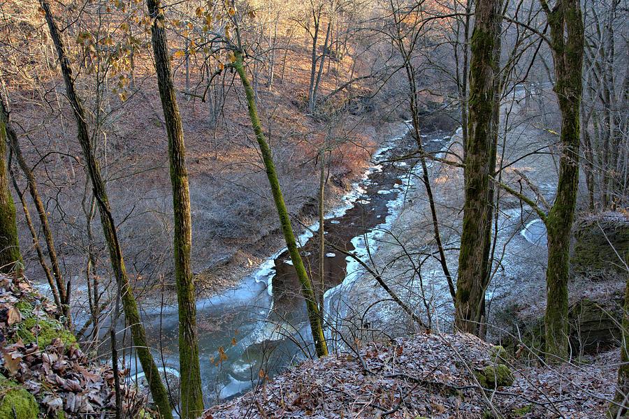 Solstice Photograph - Brush Creek Solstice 2 by Bonfire Photography