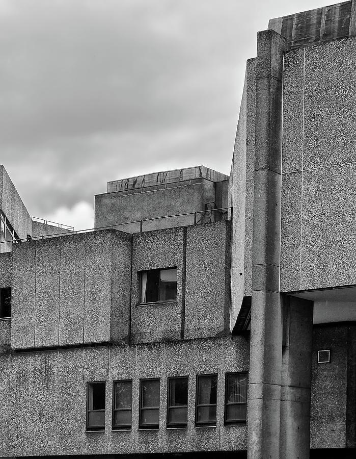 brutalist press - former yep building leeds by Philip Openshaw