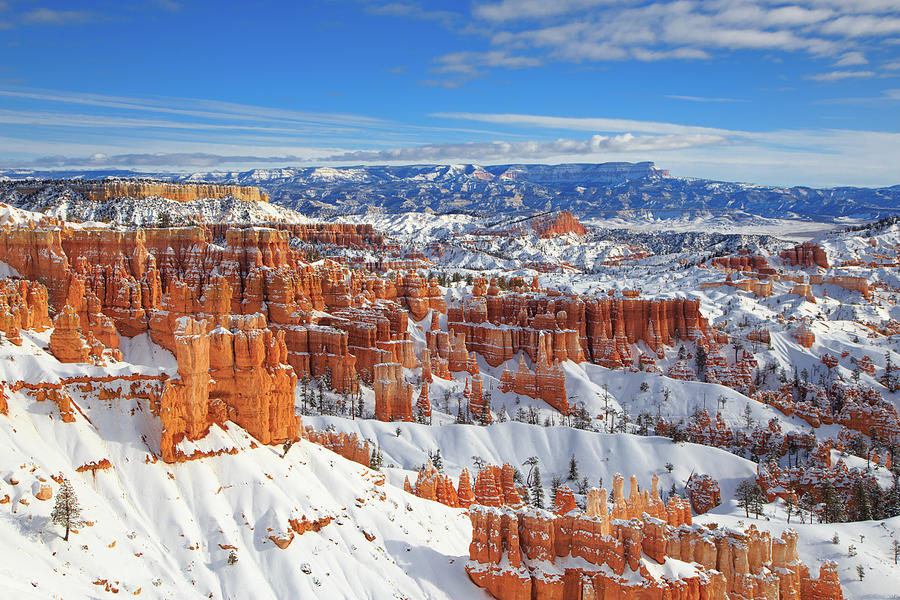 Bryce Canyon Amphitheater From Sunset Point Photograph