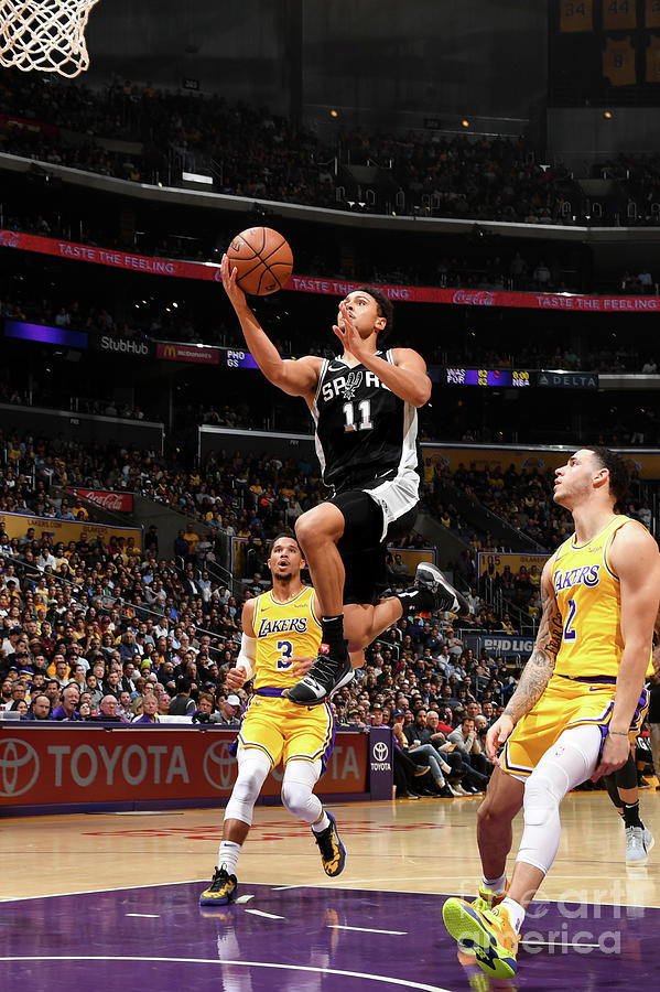 Bryn Forbes Photograph by Andrew D. Bernstein