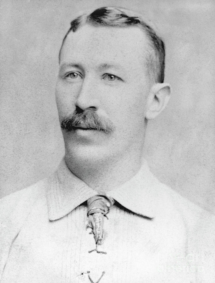 Buck Ewing Photograph by National Baseball Hall Of Fame Library