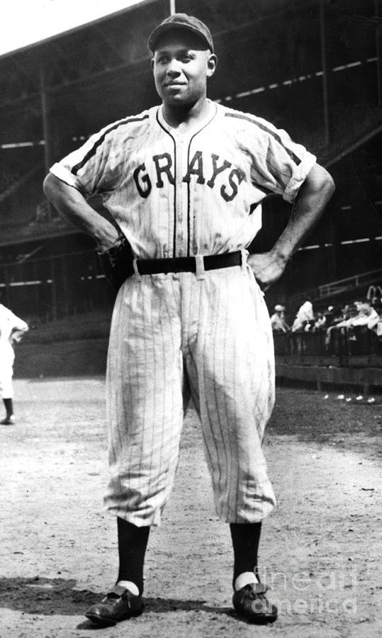 Buck Leonard Photograph by National Baseball Hall Of Fame Library