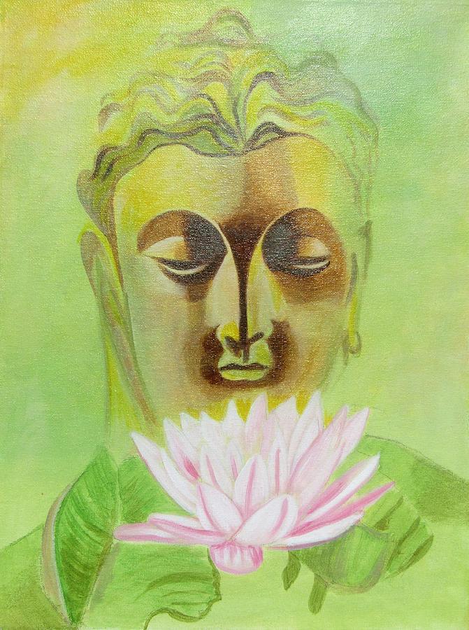 Budda by Yvonne Payne