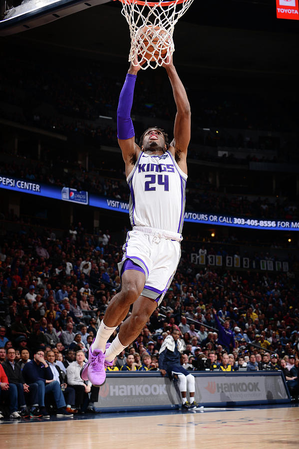 Buddy Hield Photograph by Bart Young