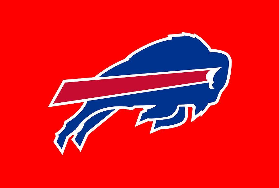 Buffalo Bills Logo Digital Art By Red Veles