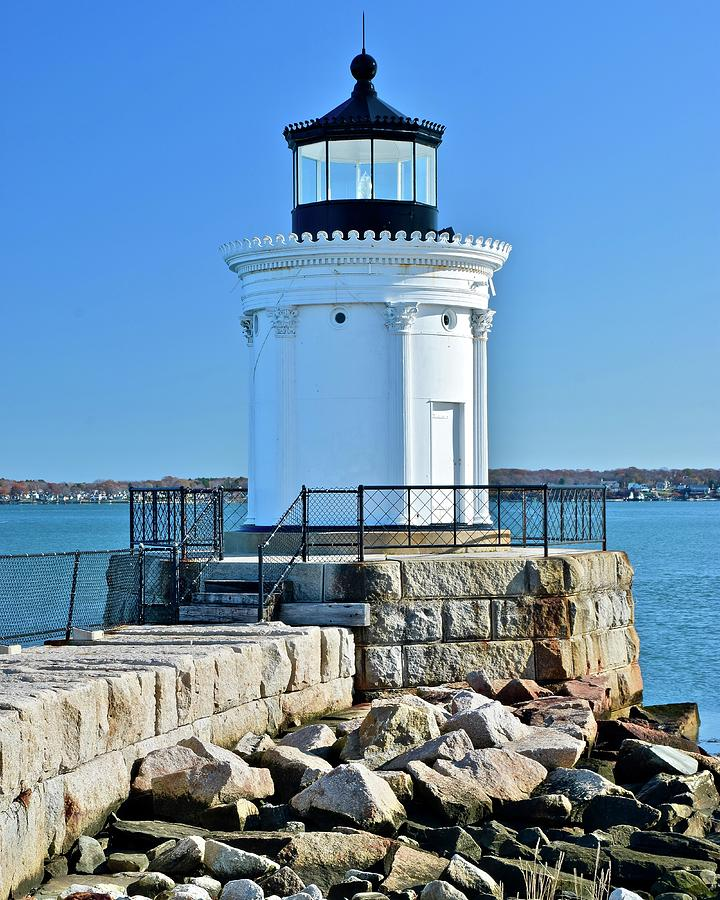 Bug Light Close Up by Frozen in Time Fine Art Photography