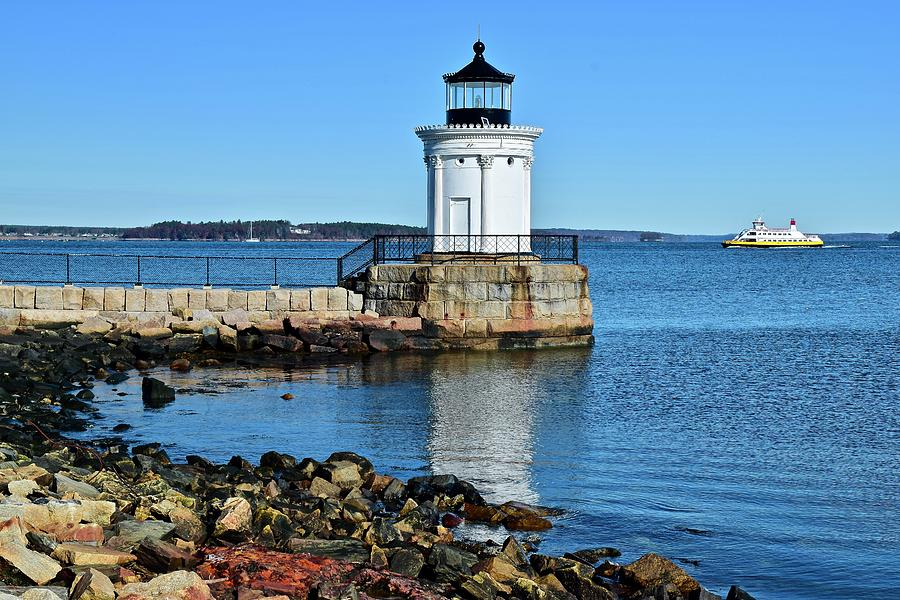 Bug Light Scenic View by Frozen in Time Fine Art Photography