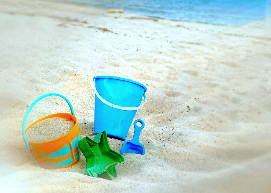 Build me a Sand Castle by Diana Angstadt