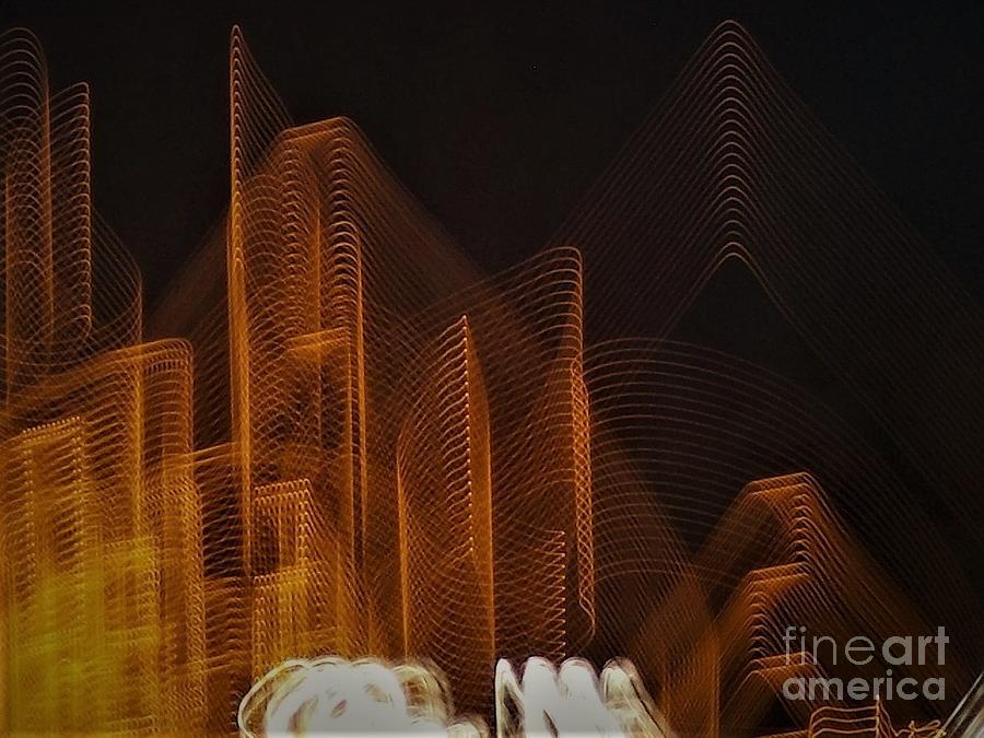 Building Matrix Photograph