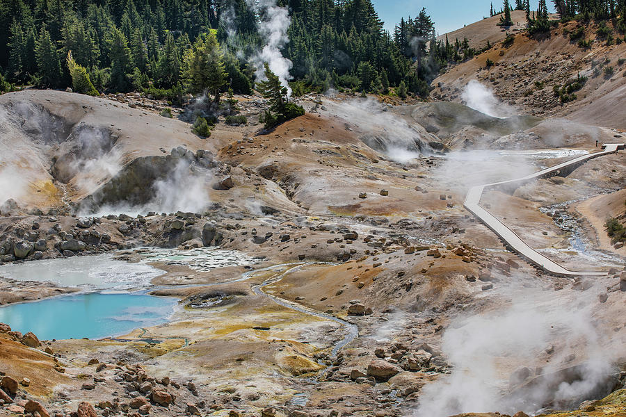 Bumpass Hell #3 by John Heywood