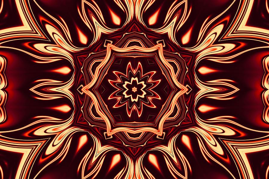 Burst Digital Art