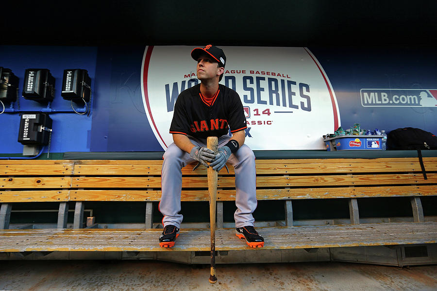 Buster Posey Photograph by Dilip Vishwanat
