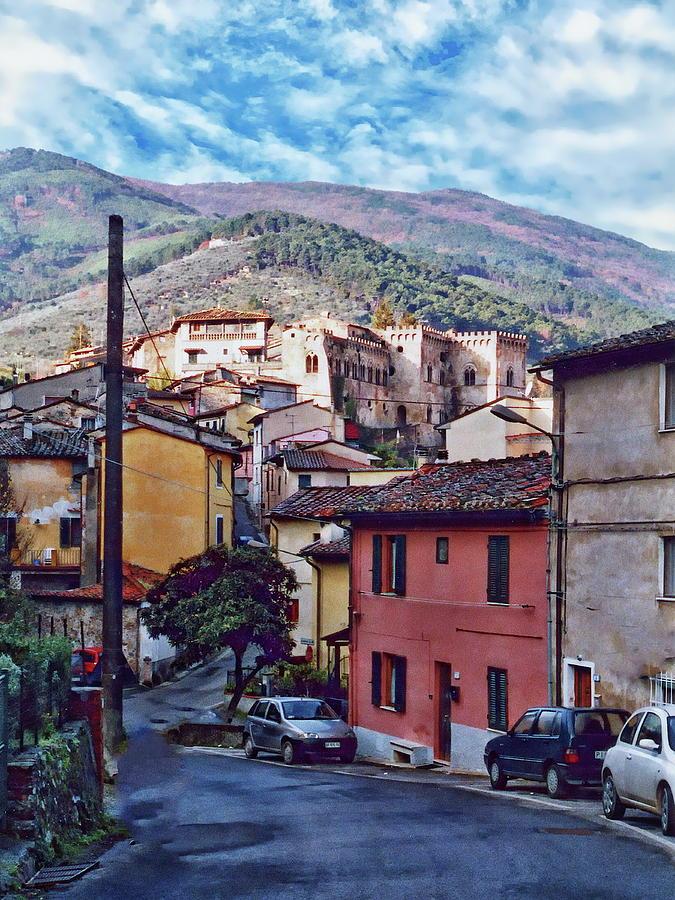 Buti Town Scene by Anthony Dezenzio