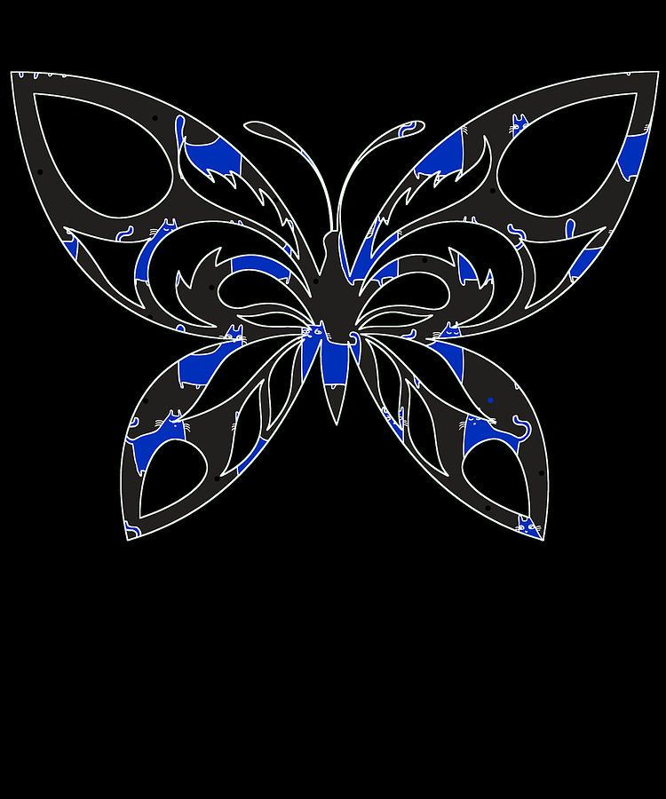 Butterfly 151 by Kaylin Watchorn