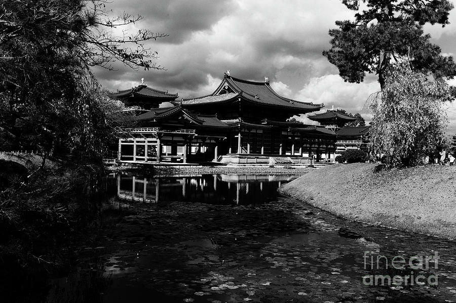Byodoin Temple Uji Kyoto Photograph