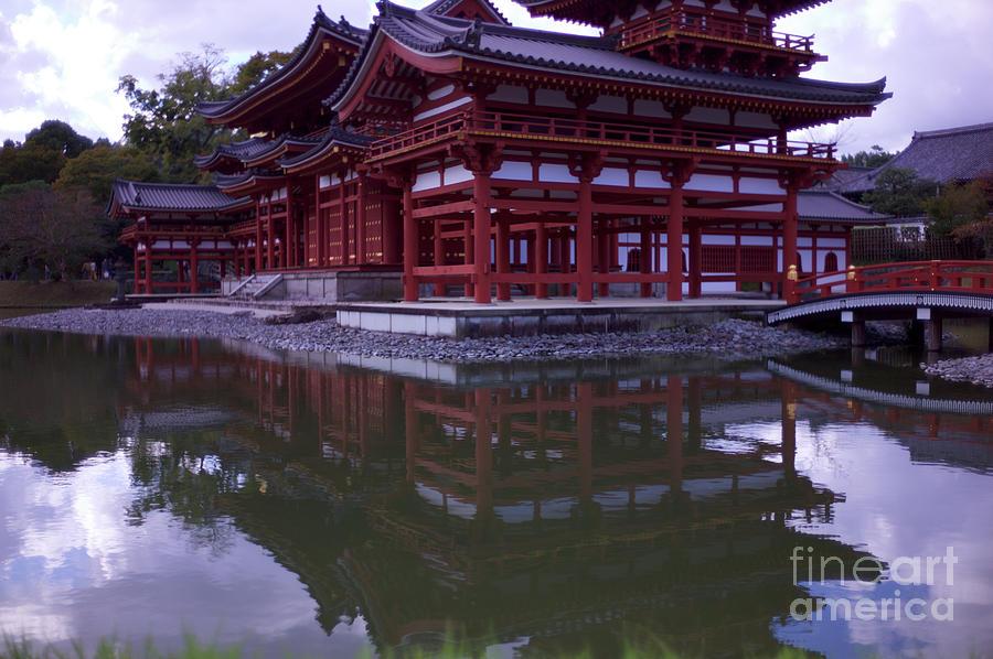 Byodoin Temple Photograph