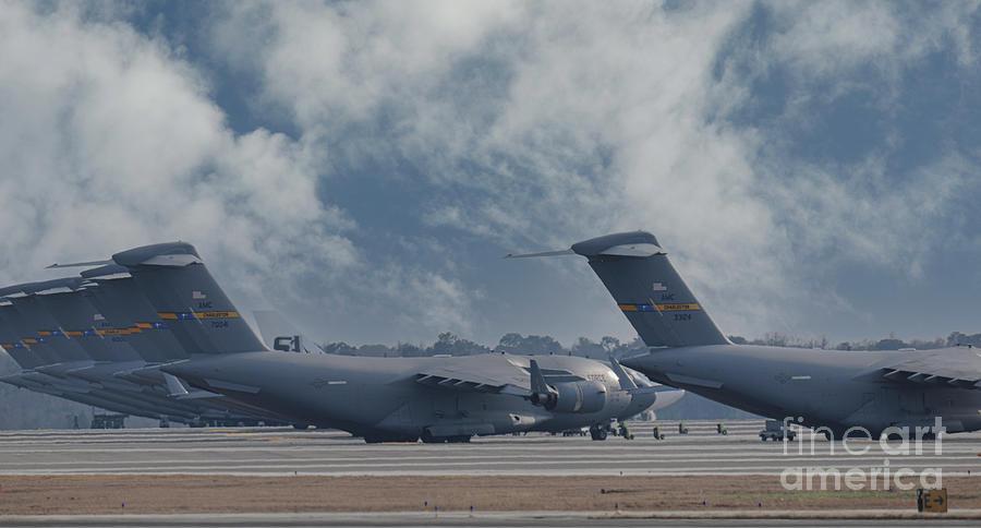 C-17 Formation - Chs Photograph