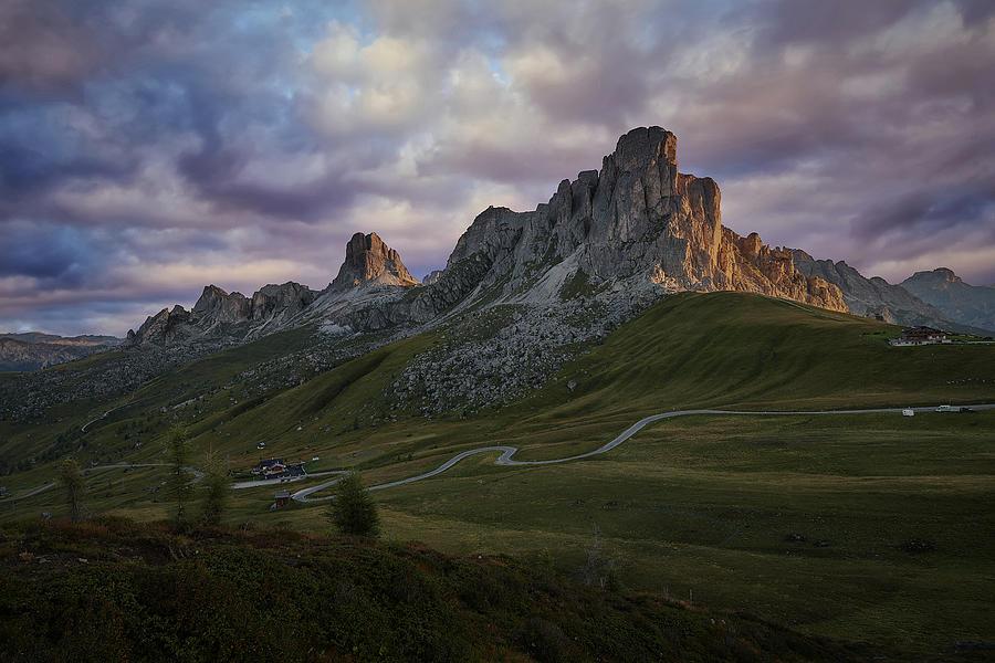 Cabin in the Dolomites by Jon Glaser
