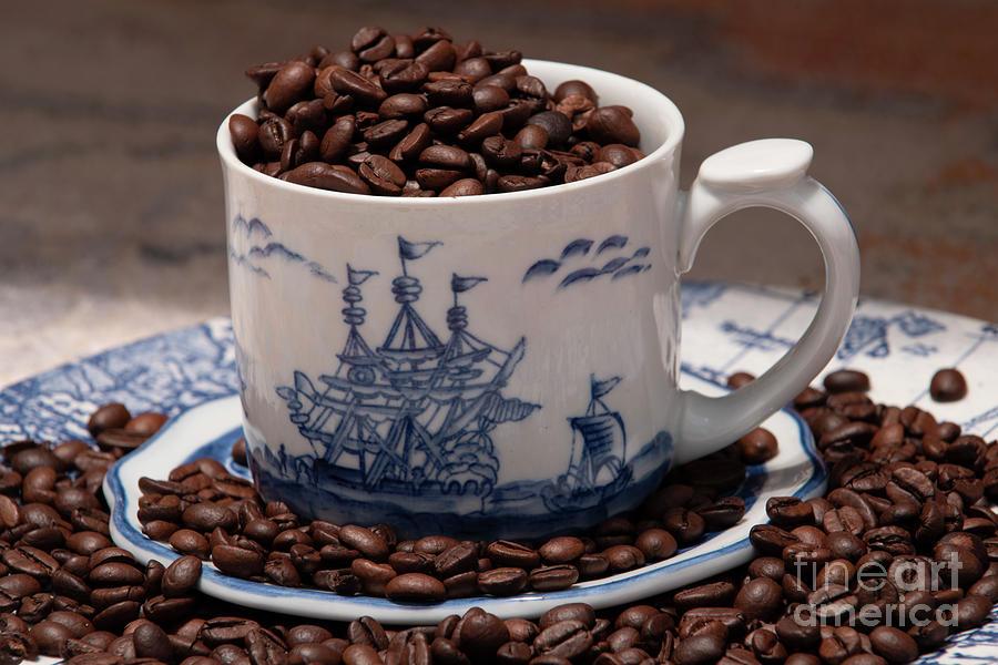 Caffeine Setting Sail Photograph