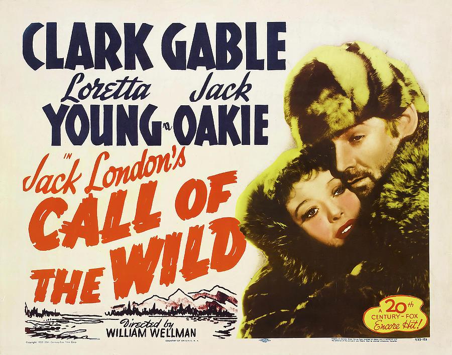 call Of The Wild - 1935 Mixed Media