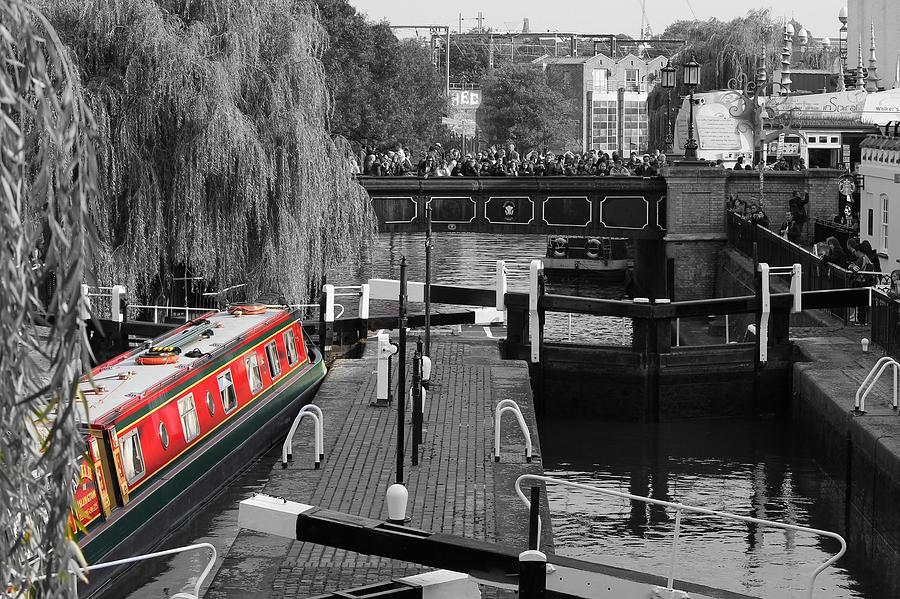 Camden Lock Photograph