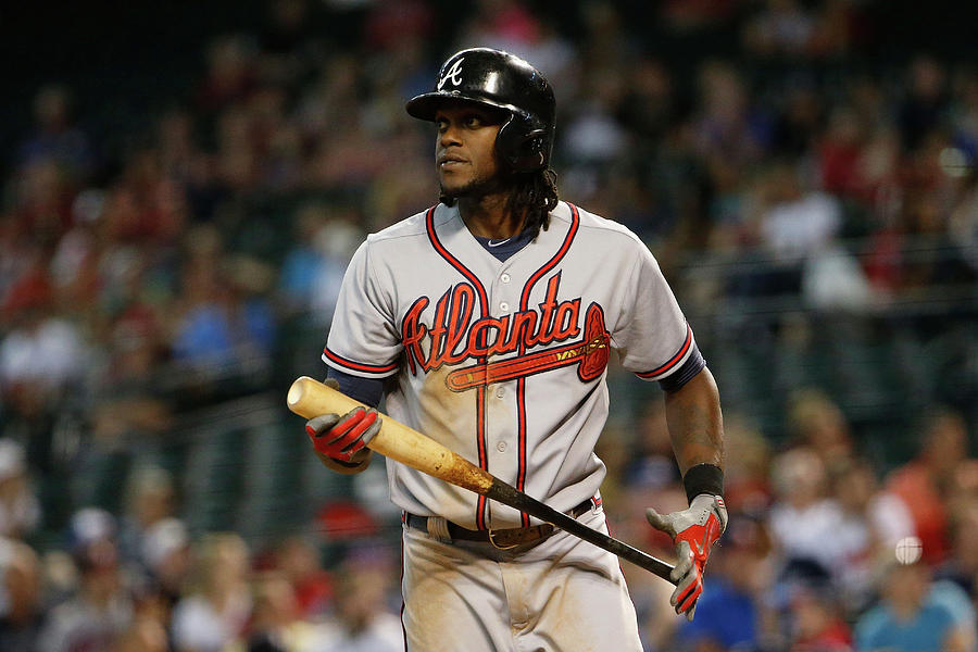 Cameron Maybin Photograph by Christian Petersen