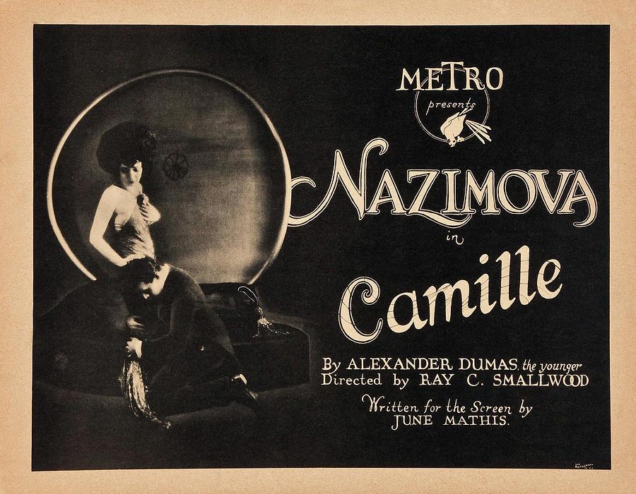 camille - 1921 Mixed Media
