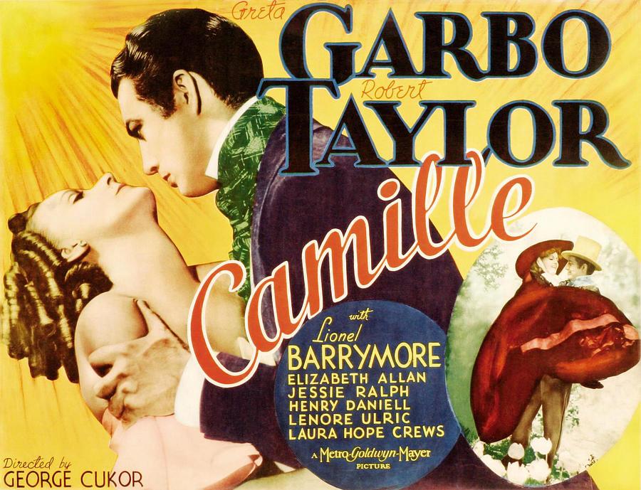camille - 1936 - 2 Mixed Media