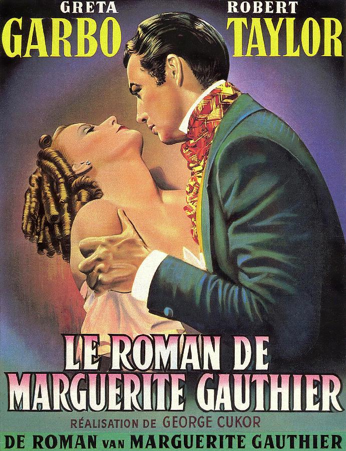 camille - 1936 Mixed Media