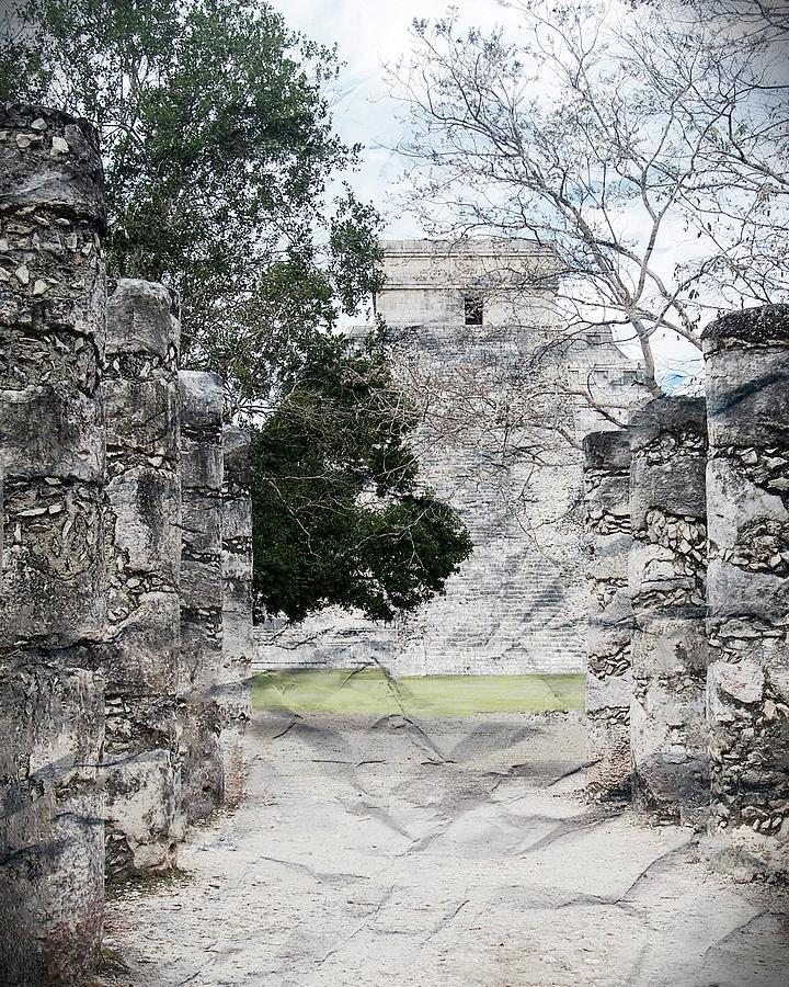 Camino de Kukulkan V by Kimberly-Ann Talbert