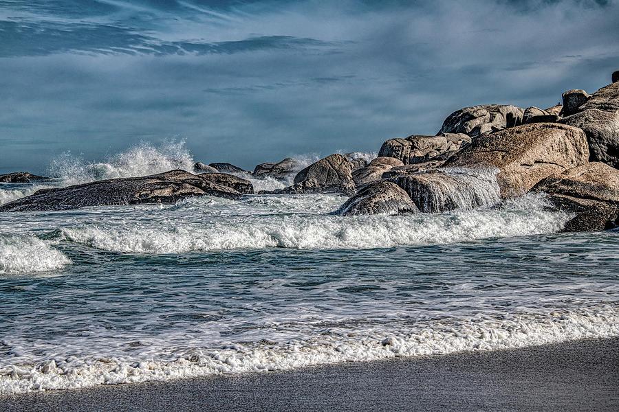 Camps Bay Coastal by Marcy Wielfaert