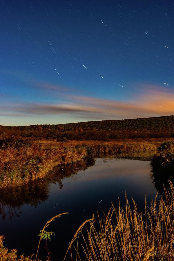 Canaan At Night Photograph