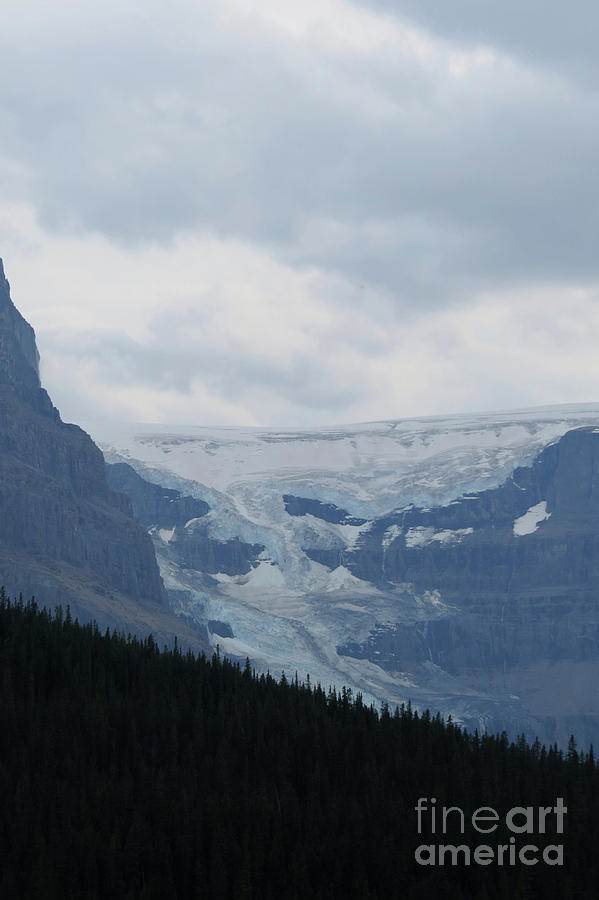 Canadian Icefield by Mary Mikawoz