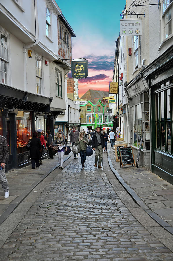 Canterbury Streets by PAUL COCO