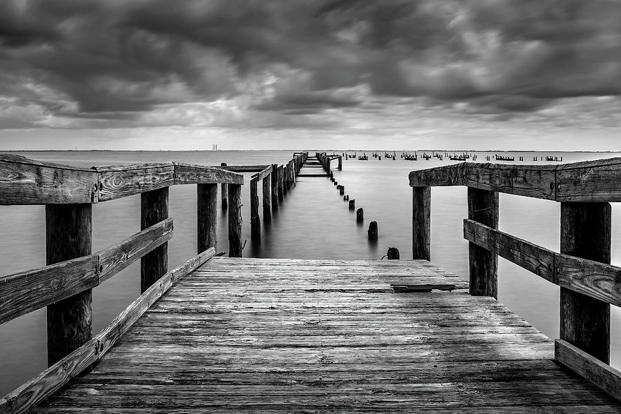 Cape Canaveral Pier by Charles LeRette