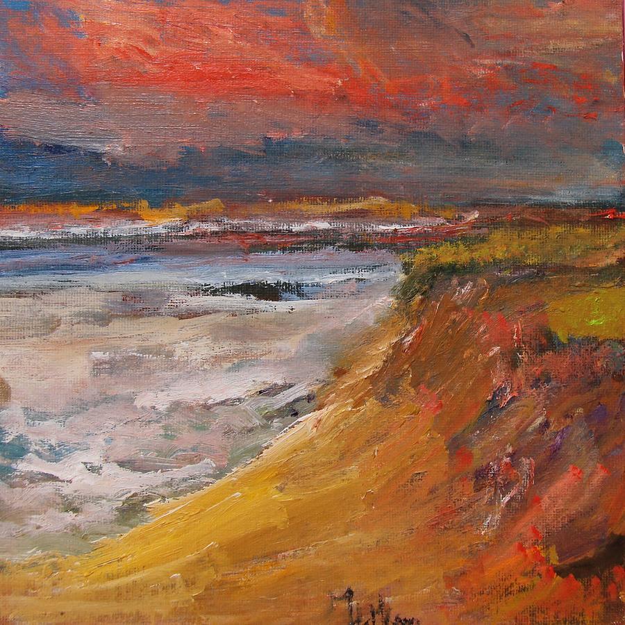 Cape Cod Sunset by Michael Helfen