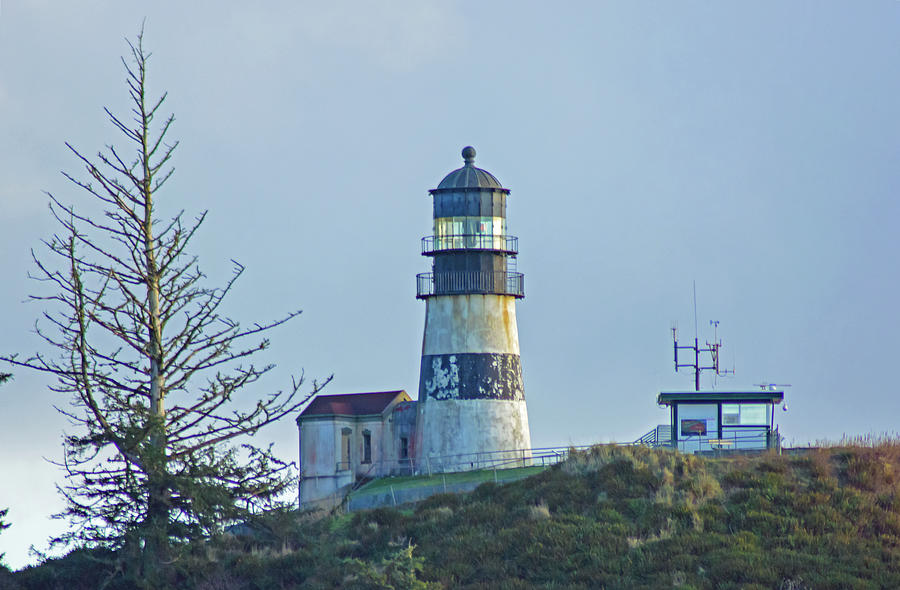 Cape Disappointment Lighthouse by Tikvah's Hope