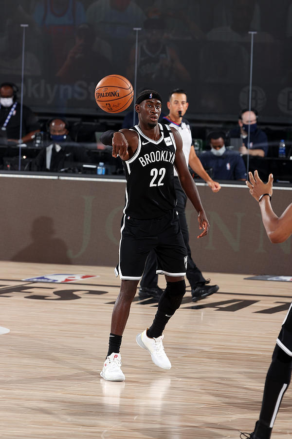 Caris Levert Photograph by David Sherman