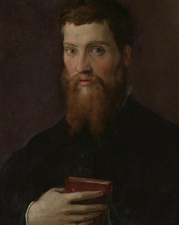 Carlo Rimbotti by Francesco Salviati