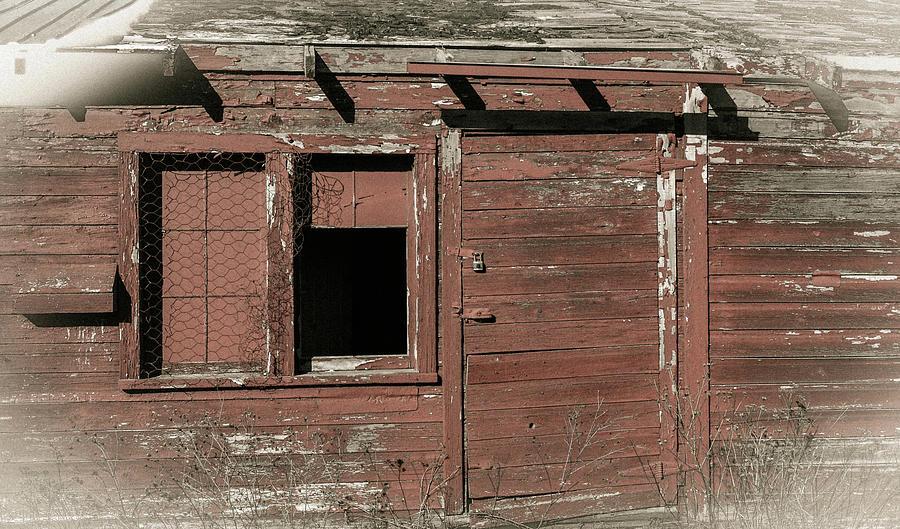 Barn Photograph - Carlson Barn 10 by Cindy Nunn