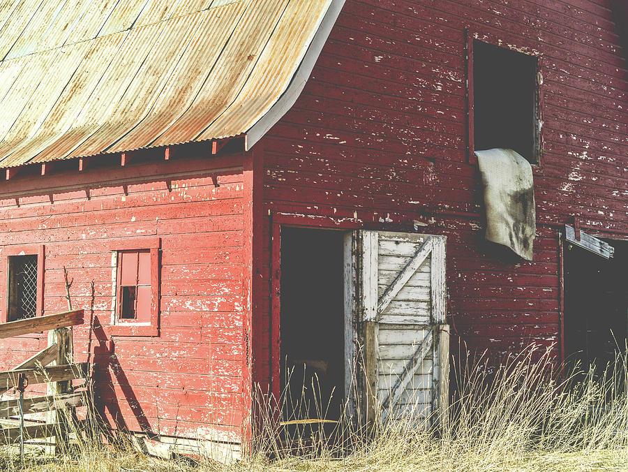 Barn Photograph - Carlson Barn 3 by Cindy Nunn