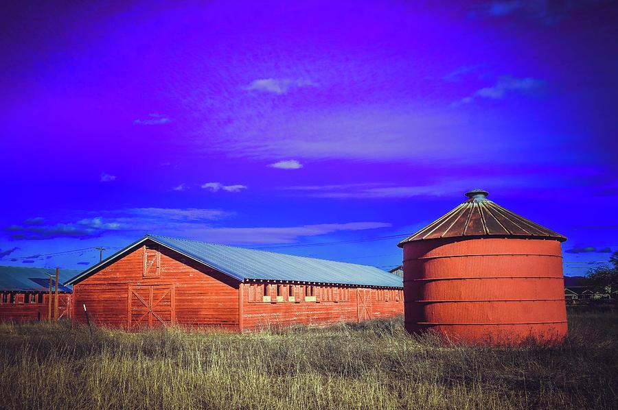 Barn Photograph - Carlson Barn 9 by Cindy Nunn