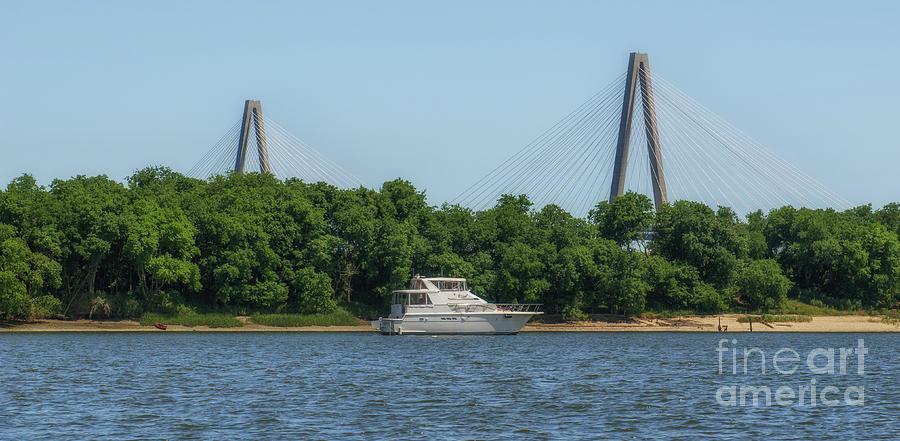 Carolina Boating - Charleston Photograph
