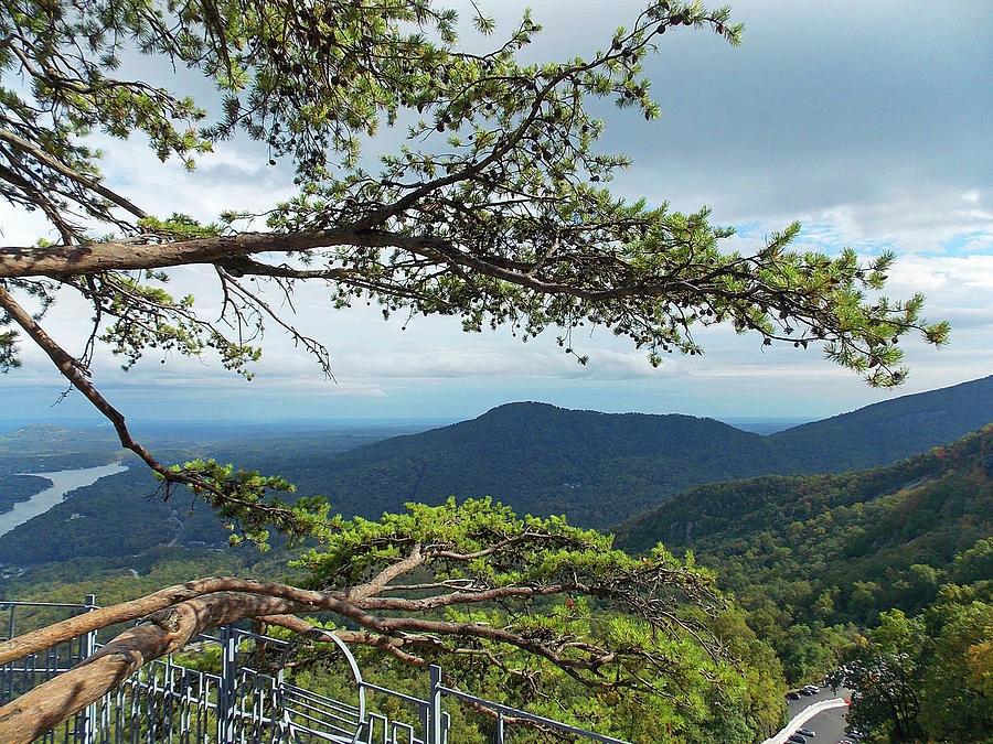 Mountains Photograph - Carolina Mountains by Matthew Seufer